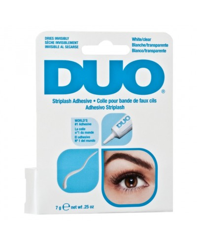 DUO Clear - klej do rzęs w tubce